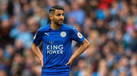 Leicester, il vicepresidente: «Non ci sono vere offerte per Mahrez»