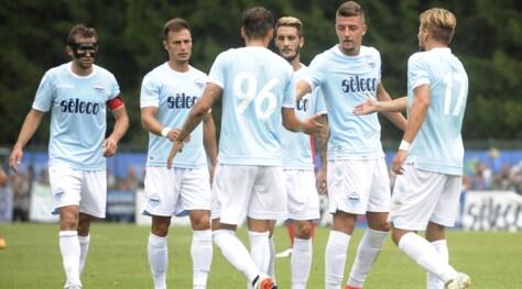Lazio-Spal 2-0, Immobile e Keita in rete