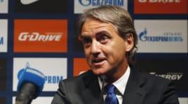 Zenit San Pietroburgo-Rubin Kazan 2-1: Driussi regala la vetta a Mancini