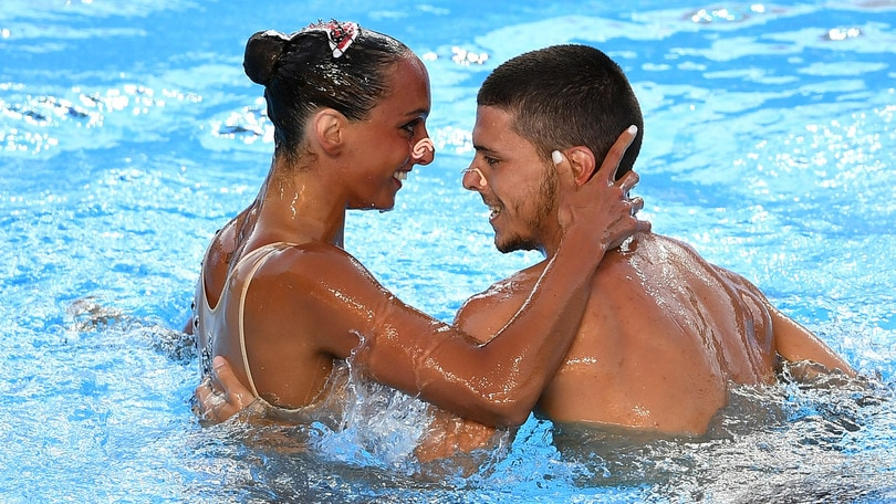 Mondiali nuoto,Minisini-Perrupato d'argento nel duo misto