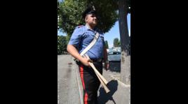 Brescia-Cagliari, violenti scontri prima del match