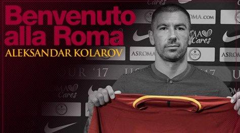 Ufficiale, Kolarov alla Roma: «Darò più del 100%»