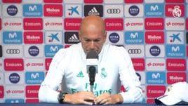 "Zidane: ""Mbappé? Tutto è possibile"""