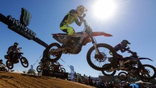 Motocross: tragico incidente all'Europeo 85cc, muore il giovane Cuharciuc