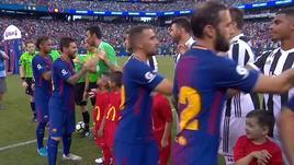 Troppo Neymar, la Juve perde 2-1