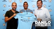 Danilo al Manchester City: è ufficiale