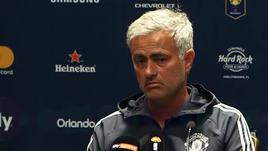 """Mourinho: """"È un mercato difficile..."""""""