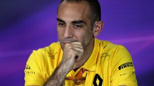 F1 Renault, Abiteboul: «Problemi di affidabilità, non abbiamo scuse»