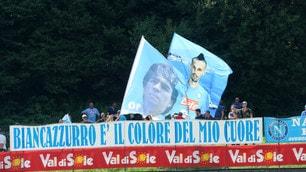 Napoli, a Dimaro spunta anche... Maradona