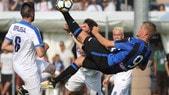 Serie A, Atalanta in rimonta: a segno Vido e Cornelius
