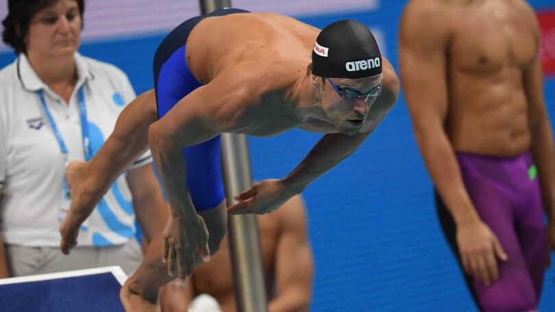 Mondiali nuoto, azzurri squalificati nella staffetta 4x100