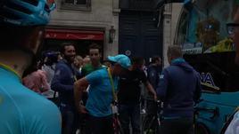 Tour, l'Astana non dimentica Scarponi