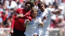International Champions Cup: Real Madrid ko, i rigori sorridono al Manchester United