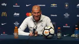 """Zidane: """"Non ho chiesto un numero 9, ma..."""""""