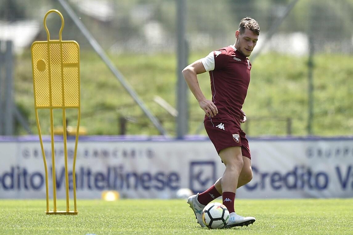 Serie A Torino, problemi muscolari per Belotti