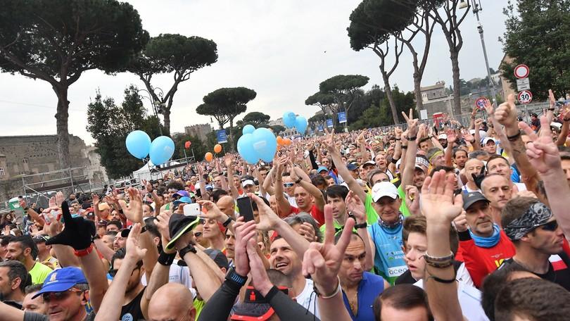 La Maratona di Roma sbarca in Cina