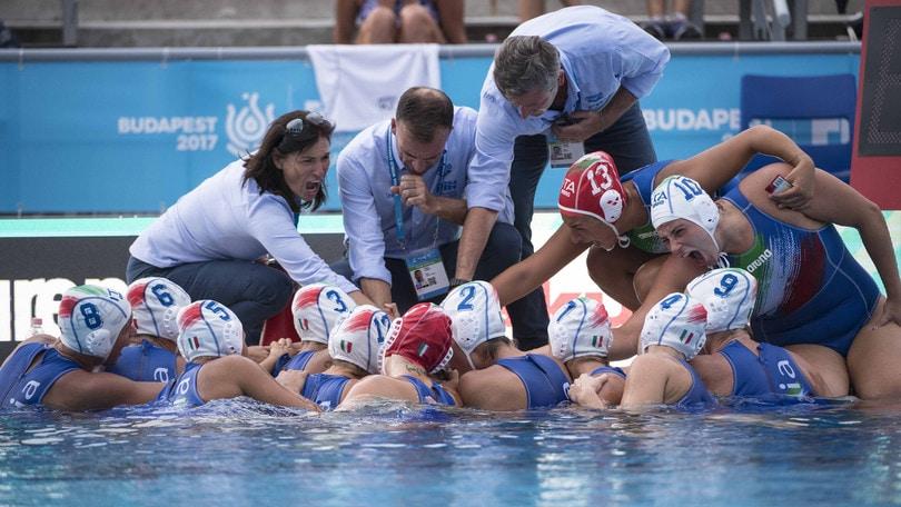 Mondiali nuoto, Setterosa fuori dal podio: ko con la Russa 9-8