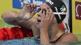 Mondiali di nuoto: Pellegrini d'oro, i bookmaker ci credono