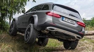 Mercedes E All-Terrain 4x4², foto