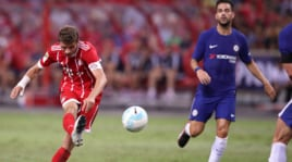 International Champions Cup, che gol in Chelsea-Bayern Monaco