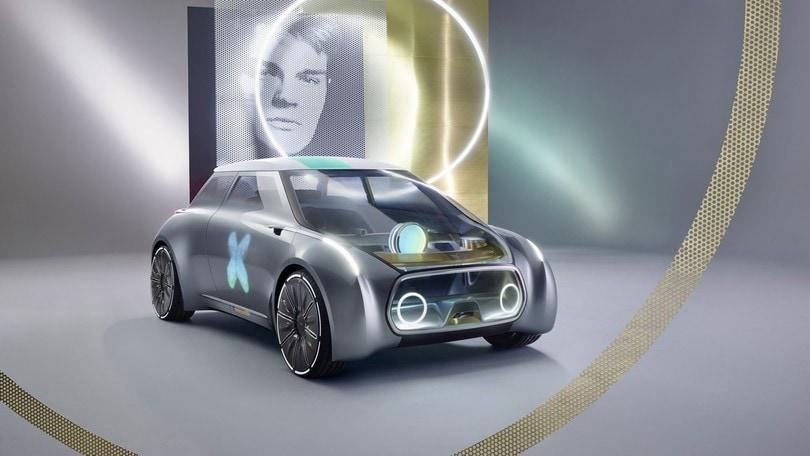 Mini, l'elettrica arriverà nel 2019