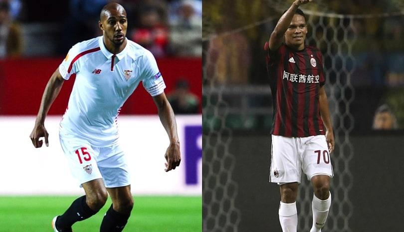 Calciomercato Siviglia: N'Zonzi blindato, ritorno Bacca gradito