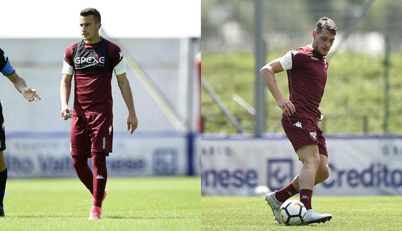 Torino, il report su Belotti e Berenguer
