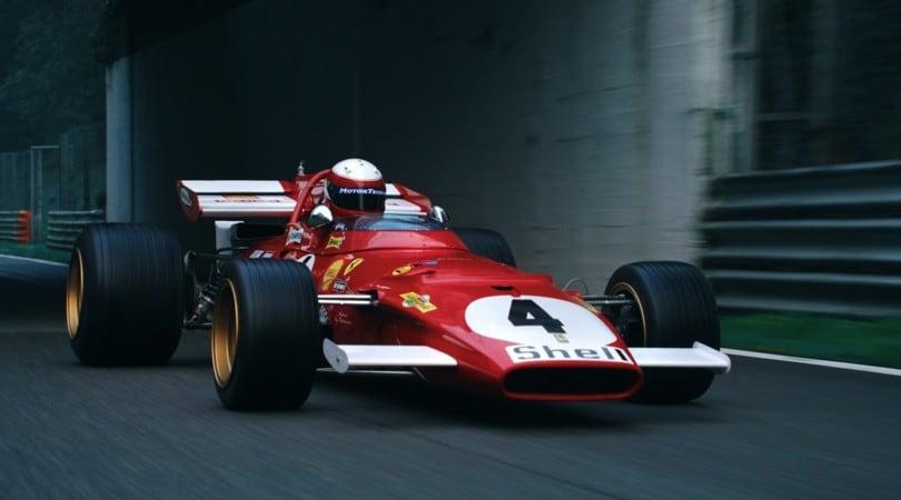 Ferrari 312B, il mito della F1 rivive al cinema