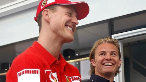 F1, Ferrari: in Ungheria ricordando i successi di Schumi