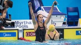 Mondiali Budapest, Pellegrini divina: oro nei 200 stile libero