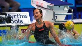 Federica Pellegrini, show a Budapest: vince l'oro nei 200 sl