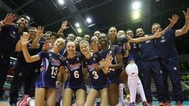 Volley: Europei U16, quinto successo per le azzurrine
