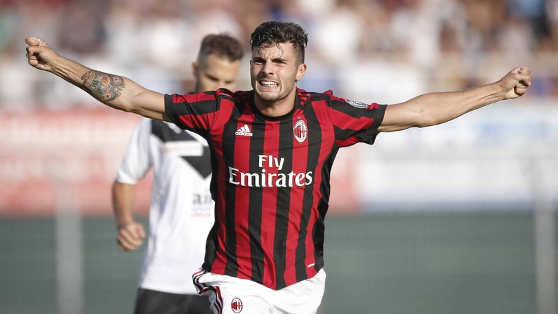 Europa League, Craiova-Milan: Cutrone, un'altra doppietta a 5,50