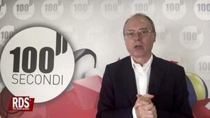 I 100 secondi di Alessandro Vocalelli: Federica batte anche se stessa