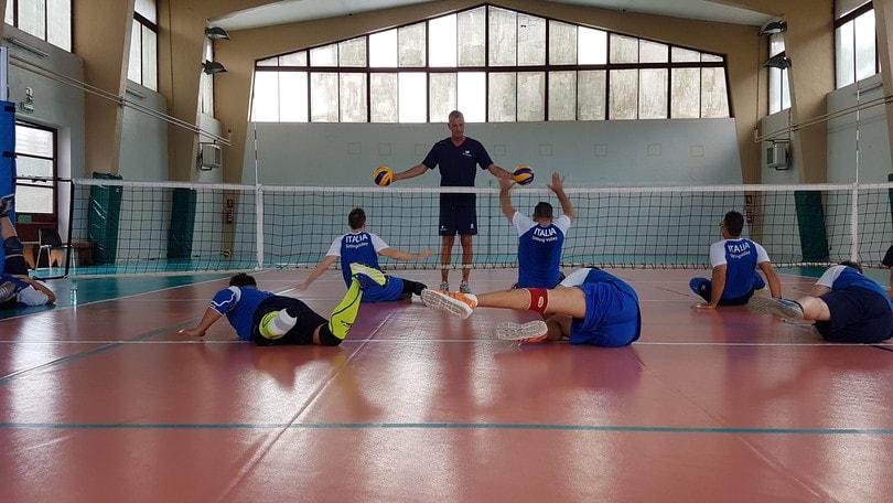 Sitting Volley: Nazionale maschile, oggi inizia la Nerulum Cup