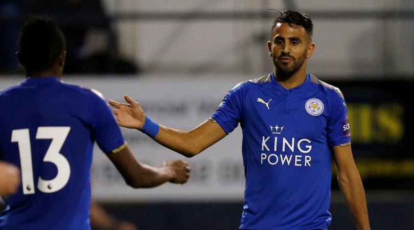 Shakespeare: «Mahrez è del Leicester, almeno per il momento»