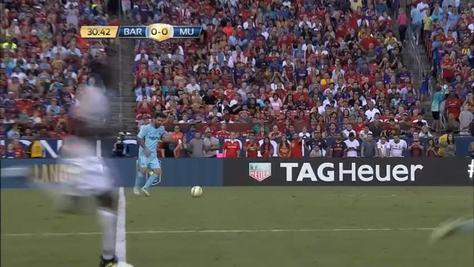 Neymar danza, Mourinho va k.o.