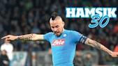 Napoli, Hamsik fa 30: nella leggenda a colpi di record