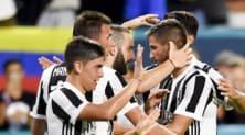 Dybala allontana le voci di mercato: «Felice alla Juventus»