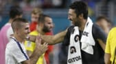 Buffon: «Liti fantomatiche, grazie Bonucci ma la Juventus va avanti»