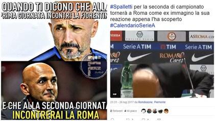 Serie A, ecco il calendario: quante ironie sull'Inter di Spalletti!