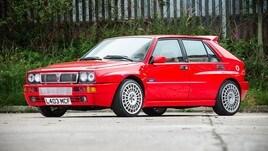 La Lancia Delta Integrale di Jay Kay va all'asta