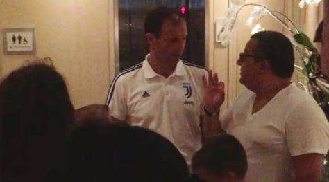 Raiola nell'albergo della Juventus: pressing su Matuidi