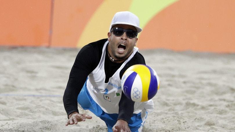 Mondiali Beach Volley: quote in salita per Ranghieri e Carambula