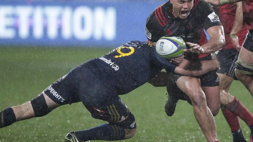 Super Rugby: Crusaders verso la finale. Lions a 2,00 per il riscatto