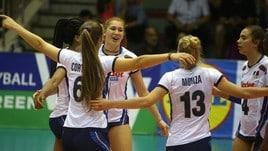 Volley: Europei U16, le azzurrine volano in finale