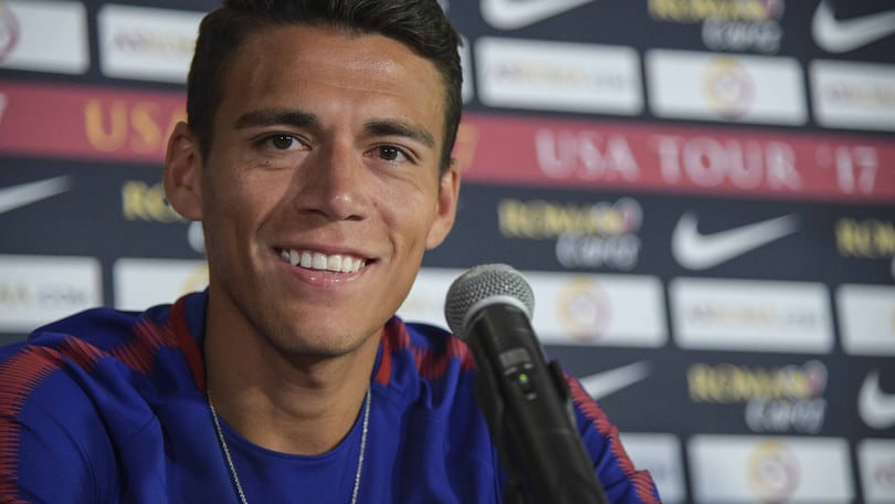 Hector Moreno: «Roma, la tappa più importante della mia carriera»