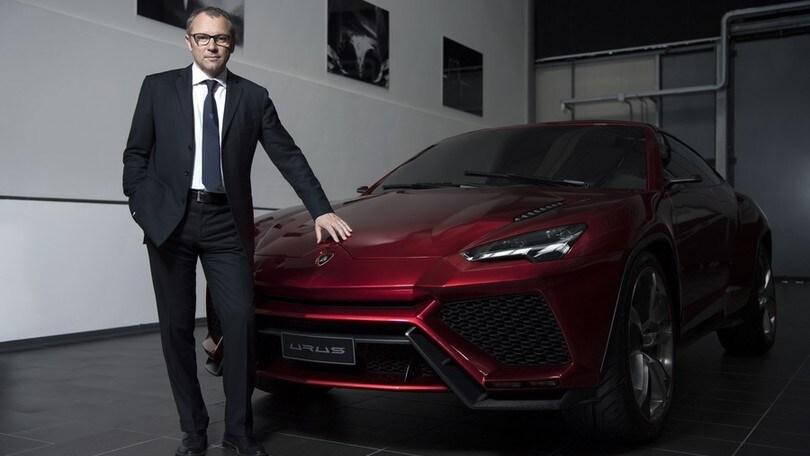 Lamborghini Urus, si avvicina il debutto del Suv da 300 orari
