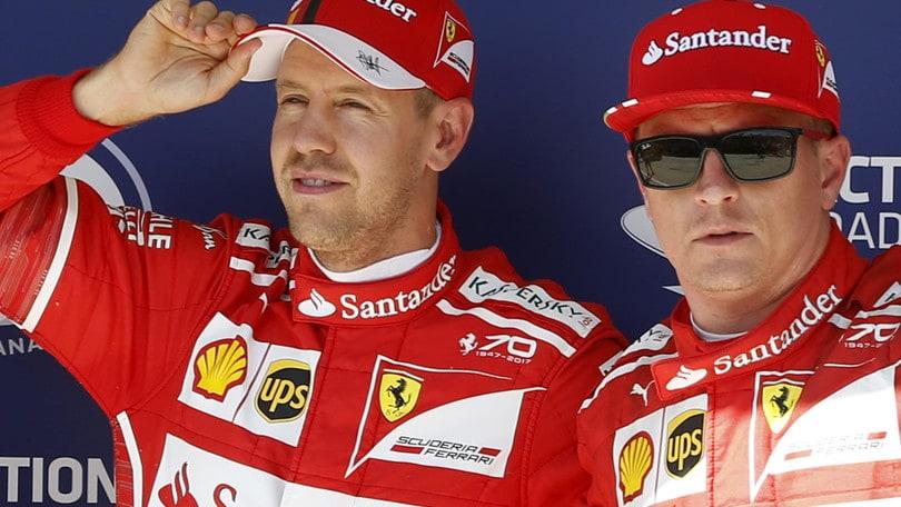 F1 Ungheria: Ferrari super, il trionfo di Vettel a 1,45