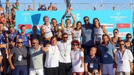 Beach Volley: Summer Tour, Casalmaggiore è campione d'Italia